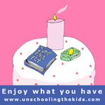 How to Look After Yourself as a Homeschooling/Unschooling Mum; No 4