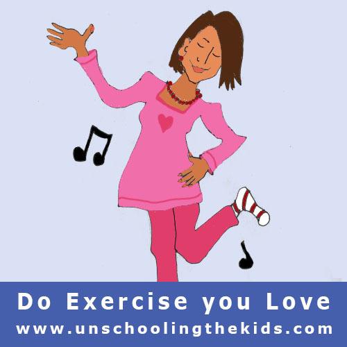 do-exercise-you-love